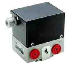 Электронный счетчик-клапан масла